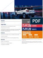 Ficha Tecnica Renaultcaptur