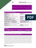 Guía didáctica guitarra I,II,III,IV - Conservatorio Superior