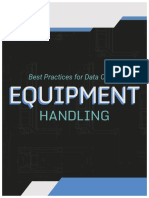 Best Practices Data Center Equipment Handling