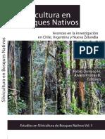 Silvicultura en bosques nativos