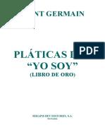 Platicas Del Yo Soy