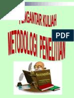 01 PENGANTAR METODE PENELITIAN.ppt