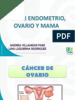 Ca ovario, mama, endometrio.pptx
