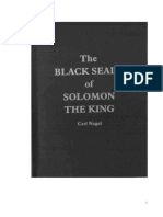 Carl Nagel - Os Selos Negros Do Rei Salomão.pdf · Versão 1