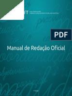Manual de Redação