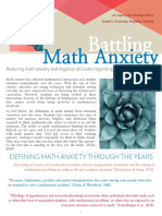 compressed- capstone project - battling math anxiety