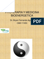 Fitoterapia y Medicina bioenergética
