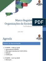 190201 - Seminario Mrosc_lei 13019 e Decreto 57575 - São Paulo