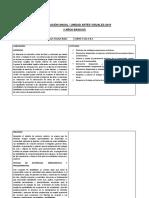 Planificación Anual Artes 3 Basicos