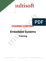 Embedded syatems