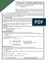 Svck - Physical Optics