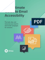 Ultimate Guide to Email Accessibility