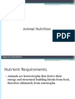Nutrition Revised