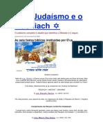O Judaísmo e o Mashiach