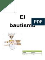 El Bautismo Luis
