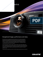 Projector Spec 5940