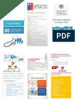 Garantías Explicitas de Salud GES (1)