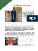 El Vaticano Ocultó El Poder de Las Mujeres en La Iglesia