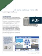Data Sheet Nokia Flexi Zone Multi-band Outdoor Micro BTS