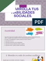 Desarrolla Tus Habilidades Sociales 1