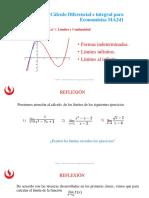 1.2 Formas Indeterminadas. Límites infinitos. Límites al infinito(3)