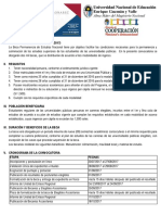 Requisitos Beca Permanencia