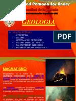 Geologia Clase III - IV Magmatismo y Vulcanismo