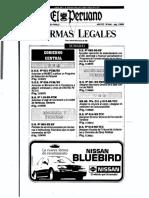 Resolucion deSuperintendencia de Aduanas 388-1993