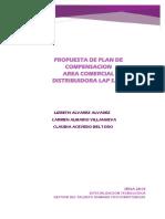 Propuesta Plan de Compensacion GAES