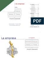 Lectura Economia Empresa
