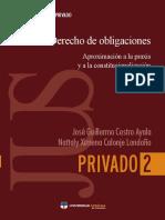 DERECHO DE OBLIGACIONES JUAN GUILLERMO CASTRO