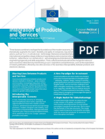integration of products and services