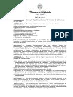 LP-455-S-2014 Crea La Caja Interprofesional de Previsión de La Provincia de San Juan