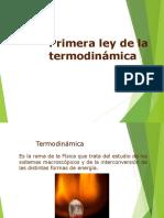 1era Ley de La Termodinamica