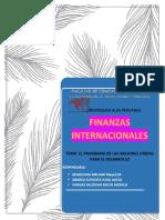 El Programa de Las Naciones Unidas Para El Desarrollo - Grupo 3
