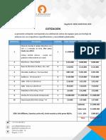 Cotizacion Montaje Radial.pdf