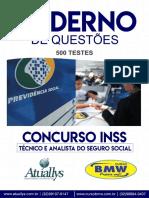 Inss 500 Testes