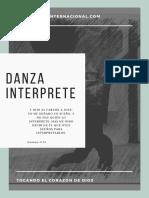 Danza Interprete