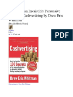Drew Eric Whitman - CA$HVERTISING (Deatailed Book Notes).docx