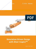 Simulation Driven Design With Inspire eBook