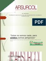 Presentacion Cafisurcol ASAMBLEA 11 SEPT.2019