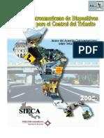 Manual Centroamericano de Señalizacion Vial SIECA