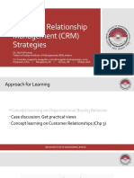 Chp 3 Customer Relationship Management