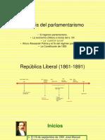 Crisis Del Parlamentarismo2019