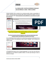 Instructivo Exámenes Parciales Virtuales 2019-2b Módulo 1-Alumno