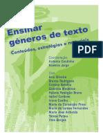 Ensinar Generos Texto 2019