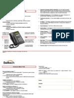manual telefono avaya