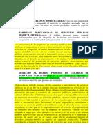 IMPORTANCIA DE LA NOTIFICACIÓN DE SUSPENSIÓN A LAS EMPRESAS DE SERVICIOS PÚBLICOS