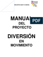 Club Diversion en Movimiento