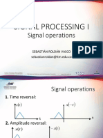 sesion 3 - Signal Operations